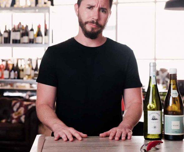 Pairing and sets of wine – BOJ Masterclass by Jon William
